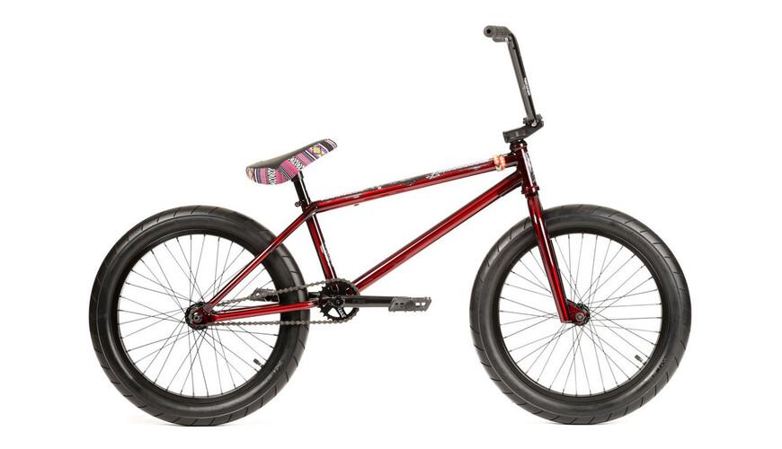Stereo Bikes Plug In BMX röd